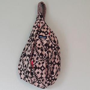 * KAVU Sling Back Rope Backpack * Travel